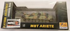 Easy Model MRC 1/72 Italian C1 MBT Ariete Nato E1Tank Model Built Up 35014