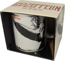 Led Zeppelin - Zep One Ceramic Coffee Tea Mug - New & Official In Box