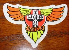"DOGTOWN dog town Skate Sticker Wings 2.25 X 1.25"" skateboards helmets decal"
