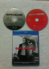 Safe House (Blu-ray and DVD 2012, 2-Disc Set, UltraViolet; Plus Digital Copy)