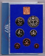 1977 STANDARD PROOF SET OF 7 COINS