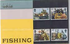 GB Presentation Pack No. 129 Fishing 1981 MNH 10% OFF FOR ANY 5+