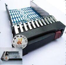 Hp Disco Duro Bandeja Caddy w/screws 378343-002 Dl380 Dl360 G5 G6 SATA/SAS Hdd