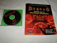 Diablo (PC, 1998) with manual