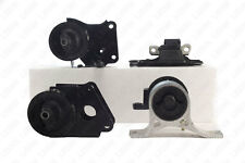 4Pcs For 2002-2006 Nissan Altima 3.5L Sedan OEM Engine Motor Mount Replacement
