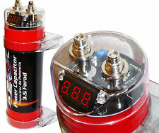 XCAP3500 AUDIOPIPE 3.5 Farid Digital Power Capacitor
