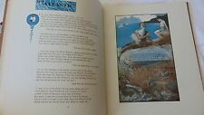 1912 1ST ED. ROUNDABOUT WAYS VERSES BY FFRIDA WOLFE,PICTURES BY P.A. STAYNES
