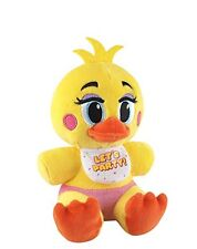"New Fall 2016 Authentic Five Nights At Freddy's TOY CHICA 7"" Plush Stuffed FNAF"