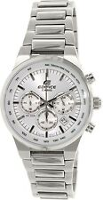 Casio Men's Edifice EF500BP-7AV Silver Stainless-Steel Quartz Watch