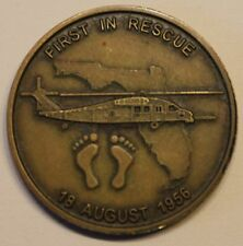 301st Air Rescue Sq Pararescue PJ Patrick AFB Forida Air Force Challenge Coin