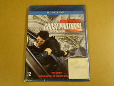 BLU-RAY + DVD / MISSION : IMPOSSIBLE - GHOST PROTOCOL / PROTOCOLE FANTOME
