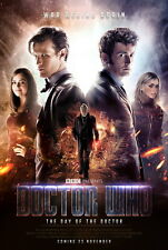"049 Doctor Who - BBC Space Travel 50th_anniversary Hot TV Show 24""x36"" Poster"