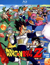 Dragon Ball Z - Season 2 (Blu-ray Disc, 2014, 4-Disc Set)