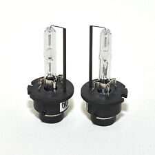 D2S HID Xenon Bulbs 2 OEM Replacement for Saab 9-3 03 Convertible Headlamps