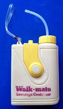 WALK-MATE BEVERAGE CONTAINER CIRCA LATE 80'S-EARLY 90'S?