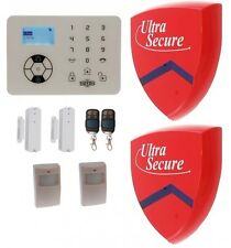 KP9 BELLS ONLY ALARM KIT E WITH 2 X DUMMY ALARM BOXES