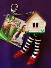 WIZARD OF OZ - FLYING HOUSE KURT ADLER Ornaments CLIP-ON's Set FREE SHIP #OZ1151