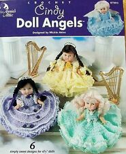 Crochet Cindy Doll Angels  Patterns  Annie's Attic  OOP