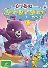 Care Bears - Share Bear Shines Movie (DVD, 2010)