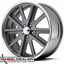 "18x8"" AMERICAN RACING SHELBY COBRA SL WHEEL VN407 FOR FORD MUSTANG 1965-1973"