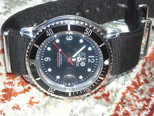 SUPERLUMINOVA 3H DIVER 5ATM - AUTOMATIC WITH BOX -  NEW NOS JEWERLY REMANENCE