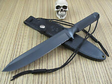 Chris Reeve Knives Discontinued Project 1 A2 Integral Survival design W/ Sheath