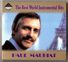 Paul Mauriat Greatest Hits Best Instrumental CD 2-disc in Box Sealed