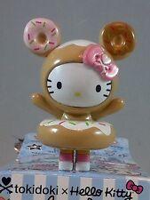 TokiDoki Hello Kitty Mystery Mini Donutello Donut 3 in 2015 Simone Legno