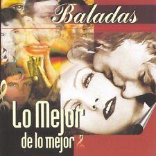 Baladas: Lo Mejor de Lo Mejor by Various Artists (CD, Feb-1999, 2 Discs, Ariola