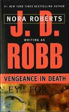 Vengeance in Death by Robb, J. D., Good Book