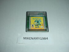 Disney's MONSTERS INC. game cartridge for GAME BOY COLOR ADVANCE