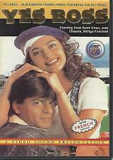 Yes, Boss (DVD, Color, English sub-titles) Shah Rukh Khan, Juhi Chawla