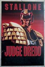 Judge Dredd movie poster : Sylvester Stallone poster - 13 x 19.5 inches