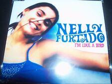 Nelly Furtado I'm Like A Bird EU CD Single – Like New