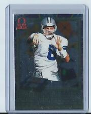 1998 Pacific Omega Troy Aikman On Line!! #5 (Cowboys) Look!!! Hot!!!