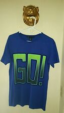 $88.00  Men's Graphic Print GO!  T Shirt  MARC BY MARC JACOBS Size Small
