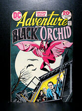 COMICS: DC: Adventure Comics #428 (1973), 1st Black Orchid app - RARE (batman)