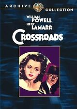 CROSSROADS (1942 Hedy Lamarr, William Powell) -  Region Free DVD - Sealed