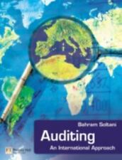 Auditing: An International Approach