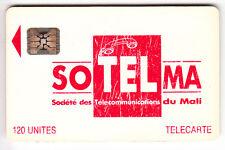AFRIQUE TELECARTE / PHONECARD .. MALI 120U SC5AN AFNOR V°LOGO2 GE.40684  EM/PUCE