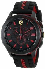Ferrari Men's 0830138 Scuderia Racing Style Sports Chronograph Watch For Men