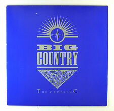 """12"""" LP - Big Country - The Crossing - C2397 - washed & cleaned"""