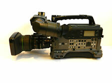 Sony DSR-390 Professional DVCAM Camcorder With Canon Lens YH18x6.7KRS USED