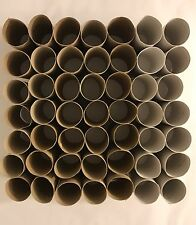 100 Empty Toilet Paper Rolls Tubes Cardboard Cores Kids Crafts Art Supplies