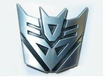 TRANSFORMERS DECEPTICON Belt Buckle  NEW megatron