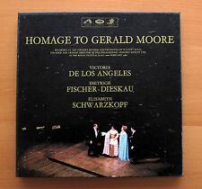 SLS 926 Homage To Gerald Moore Los Angeles Dieskau Schwarzkopf 2xLP Angel NM/VG
