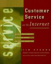 Customer Service on the Internet, Jim Sterne, Very Good Book