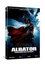 31292//ALBATOR CORSAIRE DE L'ESPACE DVD NEUF SOUS BLISTER