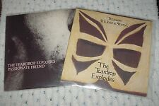 THE TEARDROP EXPLODES 2 x 7'' Passionate Friend + Treason