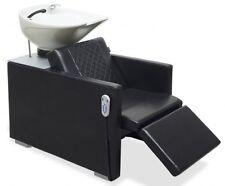 Vezzosi Rückwärtswaschbecken Kubik Wash Shiatzu Rollenmassage Friseureinrichtung